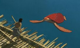 "Studio Ghibli coproducirá el film europeo ""The Red Turtle"""