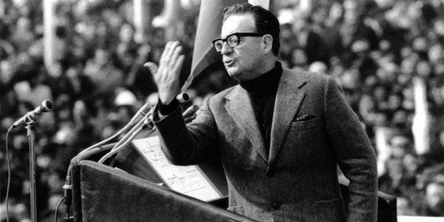 Allende mi abuelo Allende, de Marcia Tambutti