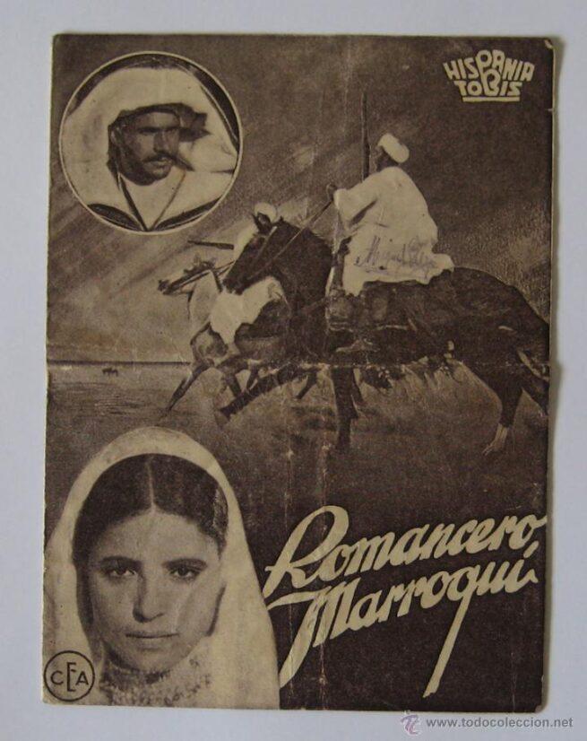 Romancero marroquí (Carlos Velo y Enrique Domínguez Rodiño, 1939)