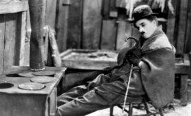 La quimera del oro (Charles Chaplin, 1925)