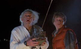 Regreso al futuro (Robert Zemeckis, 1985)