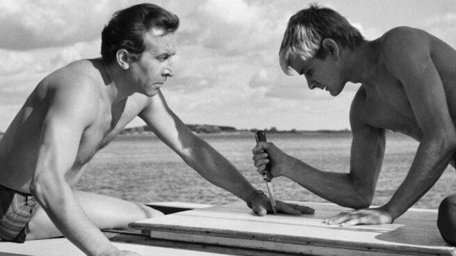 El cuchillo en el agua (Roman Polanski, 1962) – FILMIN, FILMSTRUCK