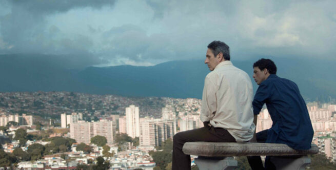 Desde allá, de Lorenzo Vigas