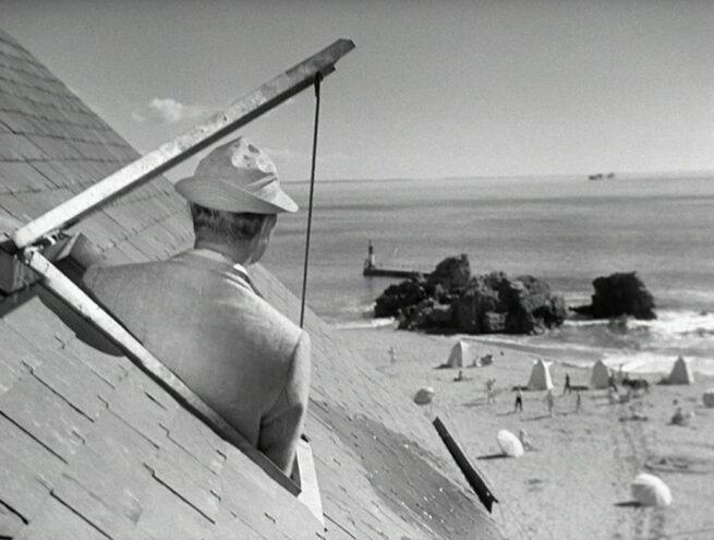 Las vacaciones del señor Hulot (Jacques Tati, 1953)