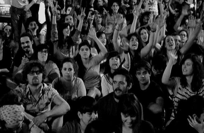 Vers Madrid – The Burning Bright! (Sylvain George, 2013)