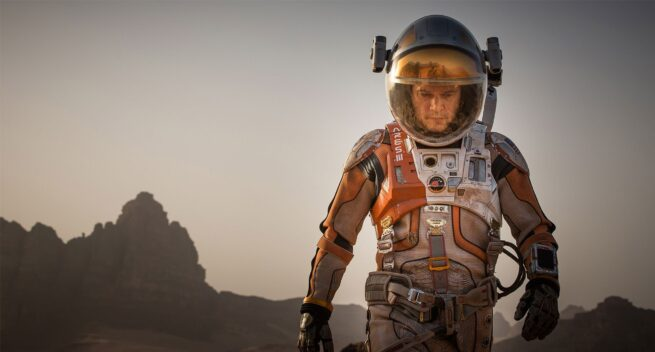 Marte (The Martian), de Ridley Scott
