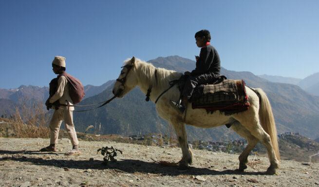 Kalo Pothi, un pueblo de Nepal, de Min Bahadur Bham