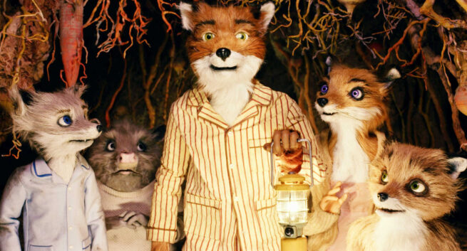Fantastic Mr. Fox (Wes Anderson, 2009)