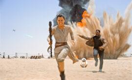Star Wars: El despertar de la fuerza, de J.J. Abrams