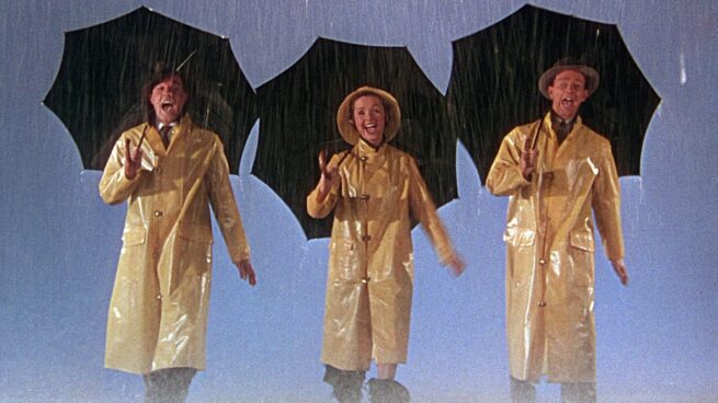 Cantando bajo la lluvia (Stanley Donen, Gene Kelly, 1952)