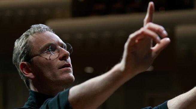 Steve Jobs, de Danny Boyle