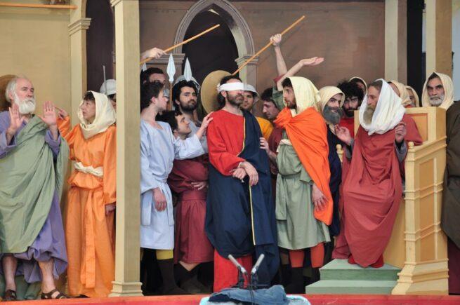 Maestà, la Pasión de Cristo, de Andy Guérif