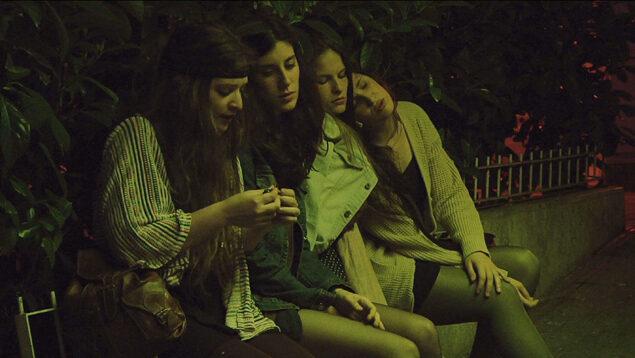 Las amigas de Àgata (Laia Alabart, Alba Cros, Laura Rius y Marta Verheyen, 2016)