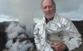 Dentro del volcán, de Werner Herzog