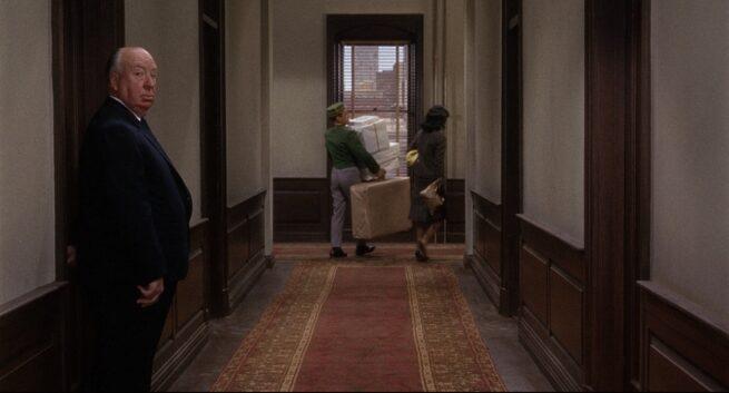 Marnie, la ladrona (Alfred Hitchcock, 1964)