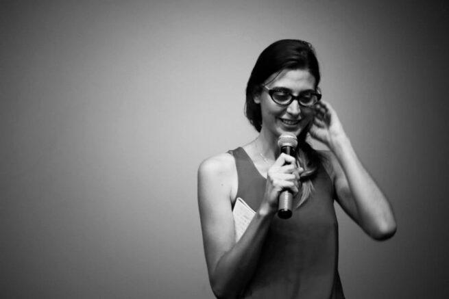 Garbiñe Ortega Postigo, nueva directora artística del Festival Punto de Vista