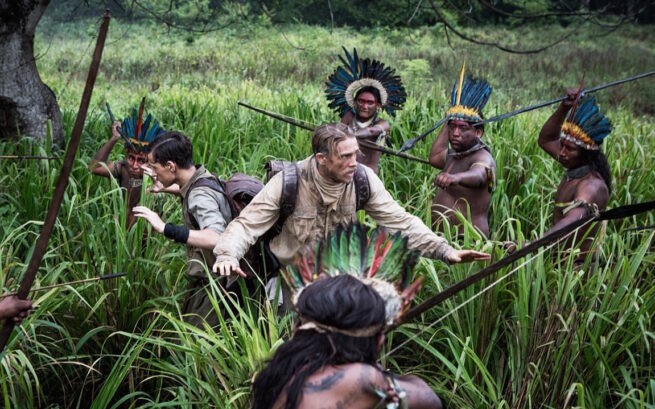 Z. La ciudad perdida (James Gray, 2016)
