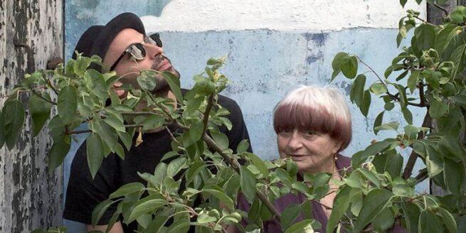 Caras y lugares (Agnès Varda y JR, 2017) – FILMIN