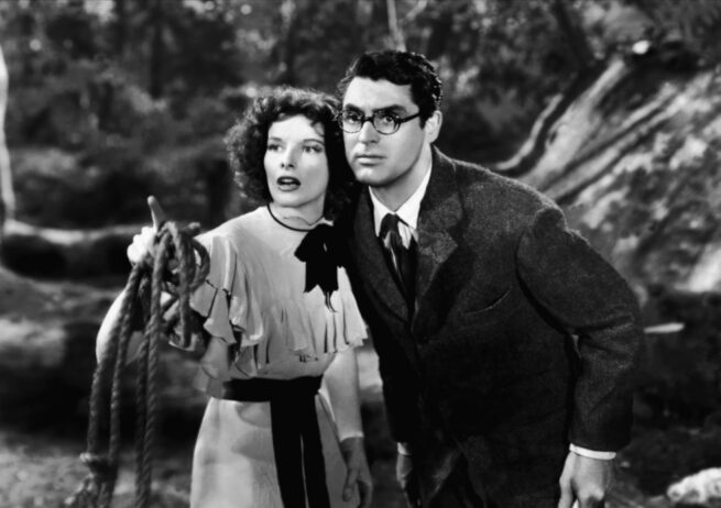 La fiera de mi niña (Howard Hawks, 1938)