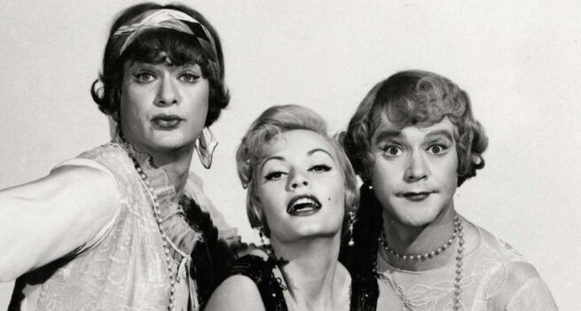 Con faldas y a lo loco (Billy Wilder, 1959)