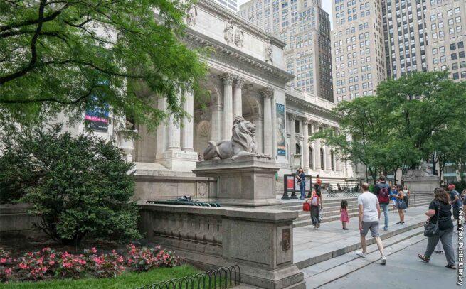 Ex Libris: The New York Public Library (Frederick Wiseman, 2017) – Filmin