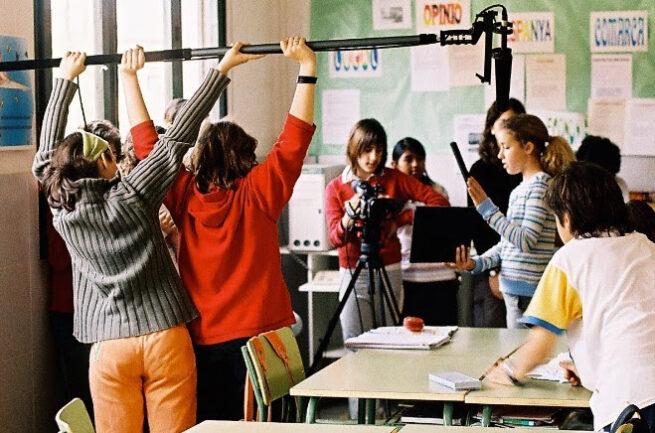 """El proyecto formativo """"Cine en curso"""", Premio Cidade de Ourense del 22º OUFF"""