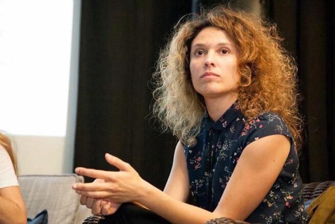 Diana Toucedo, protagonista del nuevo ciclo de Visiones Contemporáneas