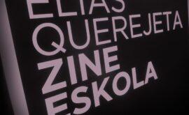 Comienza el periodo de admisión para el Curso 2021-2022 de Elías Querejeta Zine Eskola