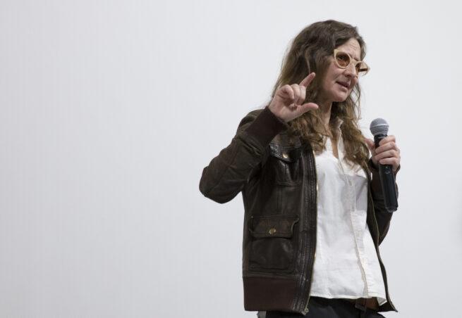 """Lucrecia Martel: """"El cineasta es el guardián de la incertidumbre"""""""