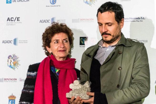 Ruth Beckermann y Pablo Sigg, ganadores de Play-Doc