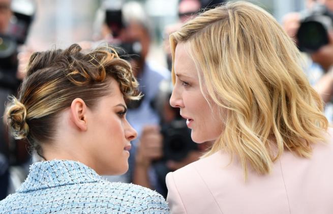 """Cate Blanchett en #Cannes2018: """"Para mí los premios no son una prioridad"""""""