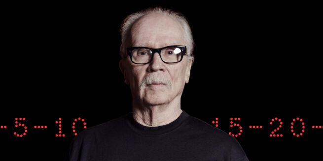 John Carpenter recibirá la Carroza de Oro de Cannes