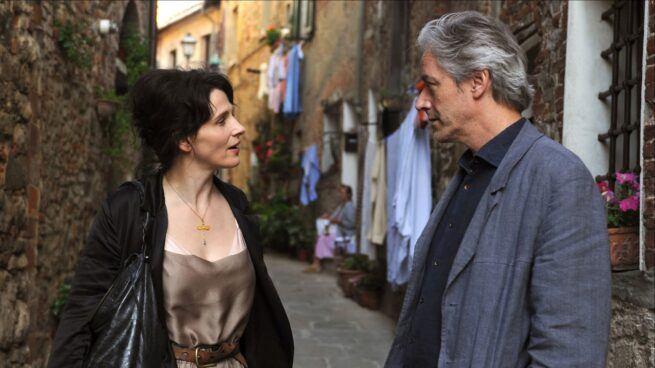 Copia certificada (Abbas Kiarostami, 2010) – FILMSTRUCK, FILMIN