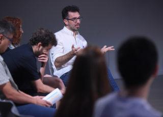 Entrevista a Carlos Muguiro, director de la Elías Querejeta Zine Eskola