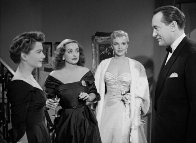 Eva al desnudo (Joseph L. Mankiewicz, 1950)
