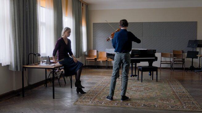 """Crítica de """"The Audition"""" de Ina Weisse (Sección Oficial): Partitura interrumpida"""