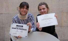 Los nuevos proyectos de Meritxell Colell, Lucía Vassallo y Celia Viada, premiados en el Work-In-Progress de Gijón