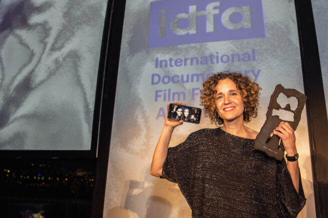 """La producción gallega """"A Media Voz"""" de Heidi Hassan y Patricia Pérez, Premio al Mejor Largometraje en IDFA"""