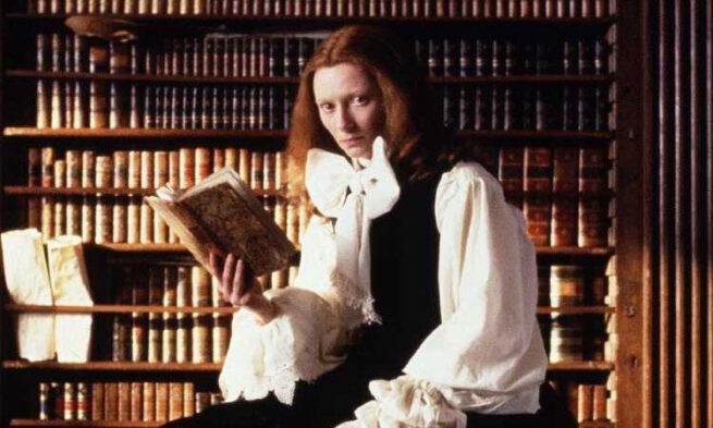 Gendernauts (Monika Treut, 1999) + Orlando (Sally Potter, 1992)