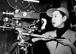 La actriz y cineasta japonesa Kinuyo Tanaka, protagonista de una retrospectiva en el Festival de Locarno