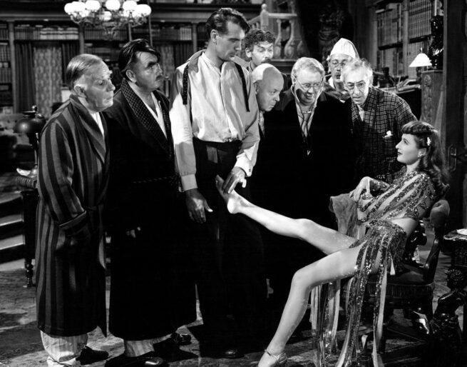 Bola de Fuego (Howard Hawks, 1941)
