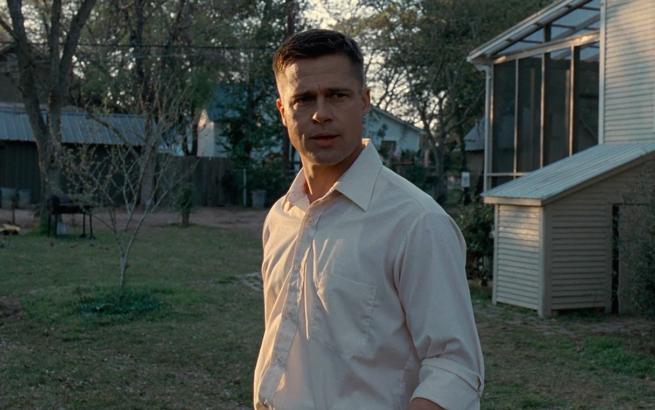 """#Acting: Brad Pitt en """"El árbol de la vida"""""""