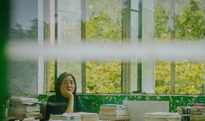 "Crítica de ""Swimming Out Till the Sea Turns Blue"" de Jia Zhang-ke: Con la frente marchita"