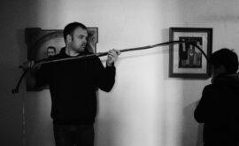 """Entrevista a Xacio Baño, director de """"Aguas abisais (Aguas abisales)"""""""