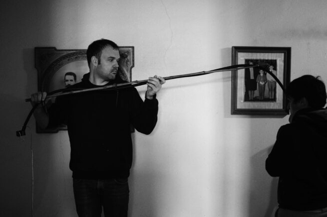 """Entrevista a Xacio Baño, director de """"Augas abisais (Aguas abisales)"""""""