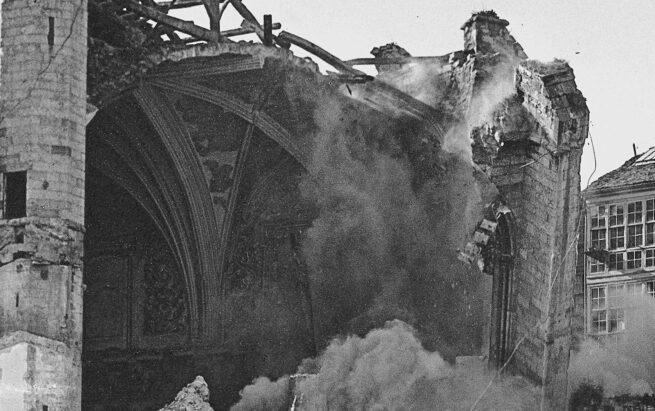 Los escombros y las raíces de la Historia