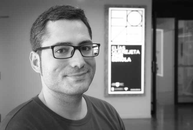 Antonio Miguel Arenas, nuevo director artístico de Jóvenes Realizadores de Granada