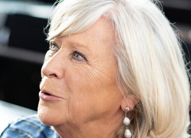 Zinebi concede el premio Mikeldi de Honor a Margarethe von Trotta